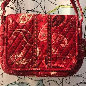 Larger crossbody purse